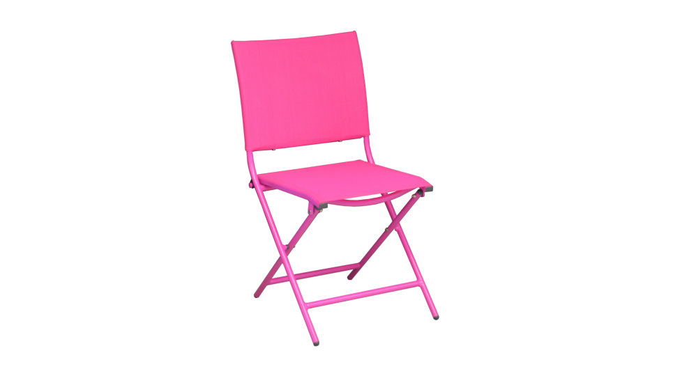 Chaise pliante Framboise - GLOBE