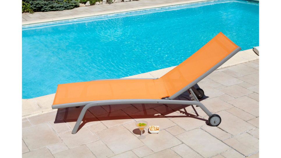 Bain de soleil Taupe/Orange - PRIMA