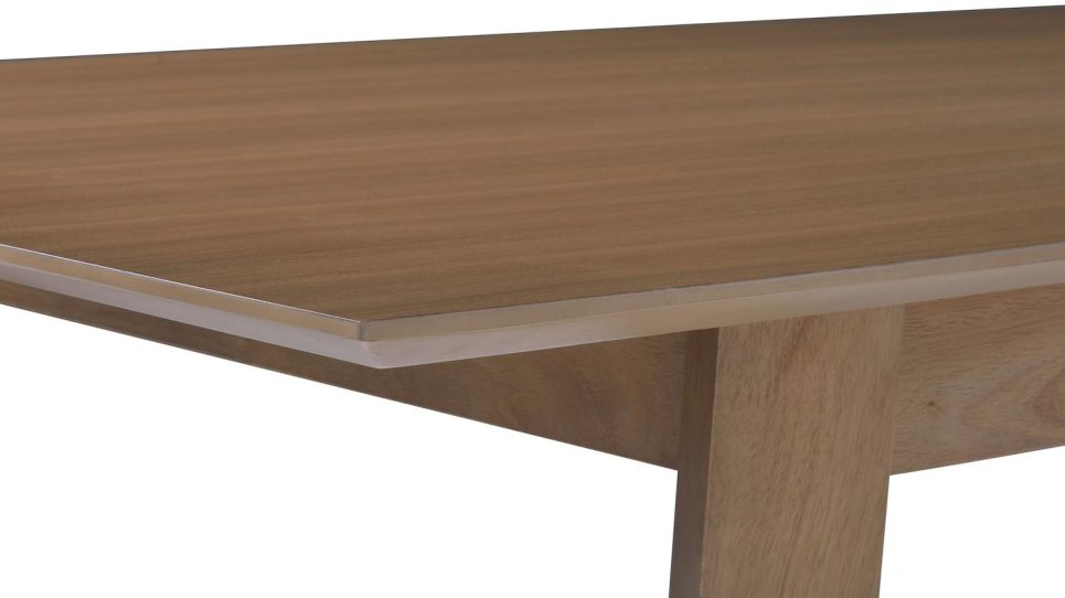 Table moderne 180 cm Chêne - LONDON