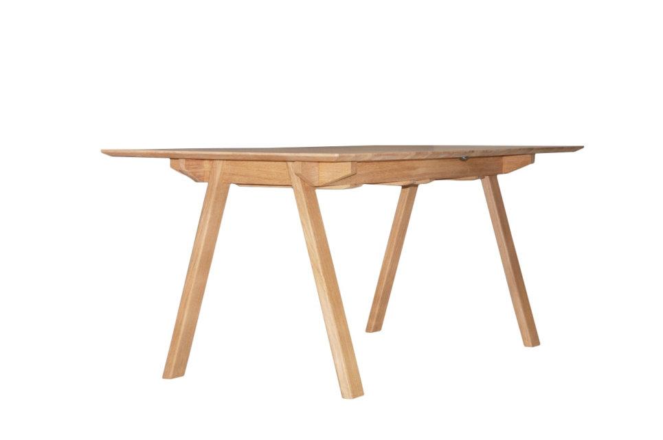 Table extensible en chêne massif 8/10 personnes - EPURE
