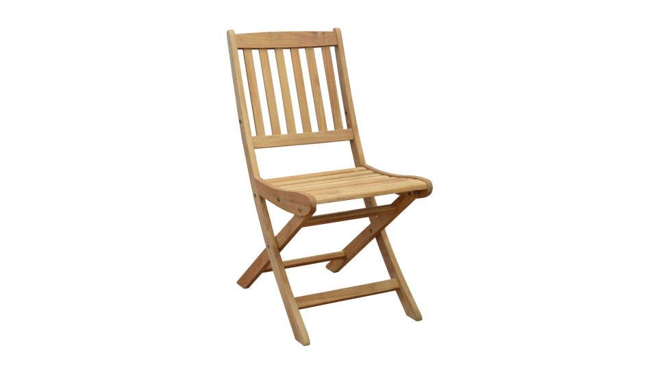 Chaise en teck - MACON