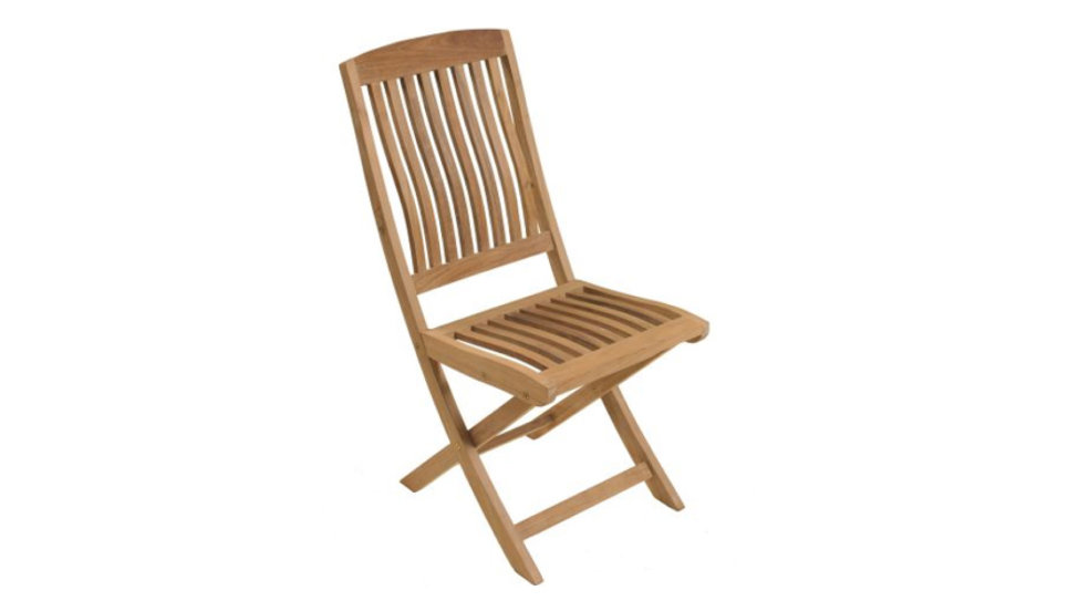 Chaise en teck - RIAS