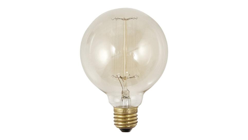 Ampoule vintage à filament - BOUL