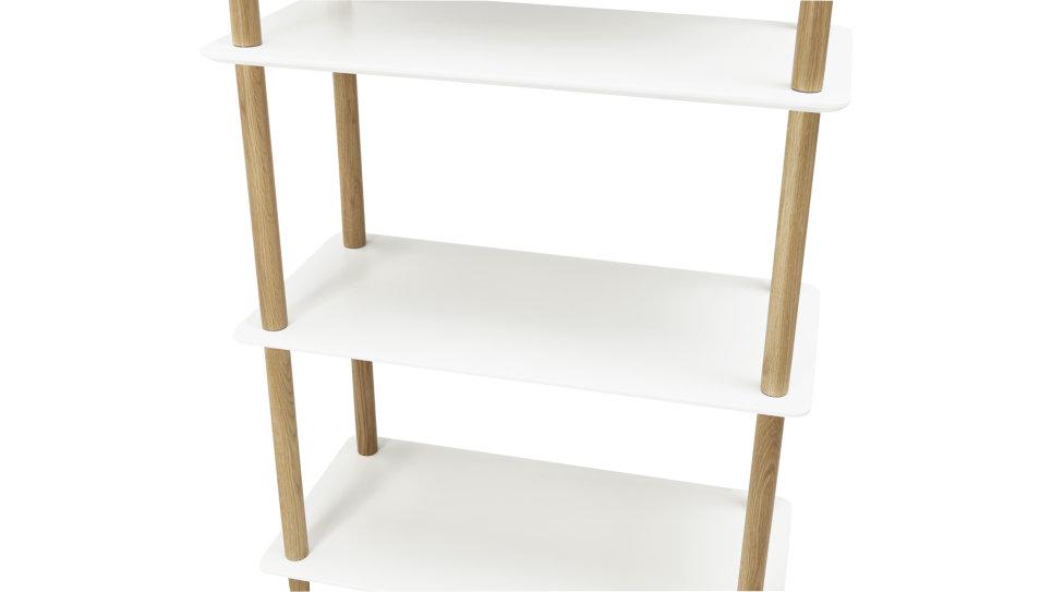 Etagère design blanche - Kiruna