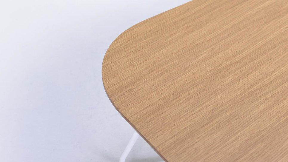 Table basse plateau chêne - BASIL