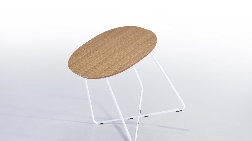 Bout de canapé moderne -BASIL