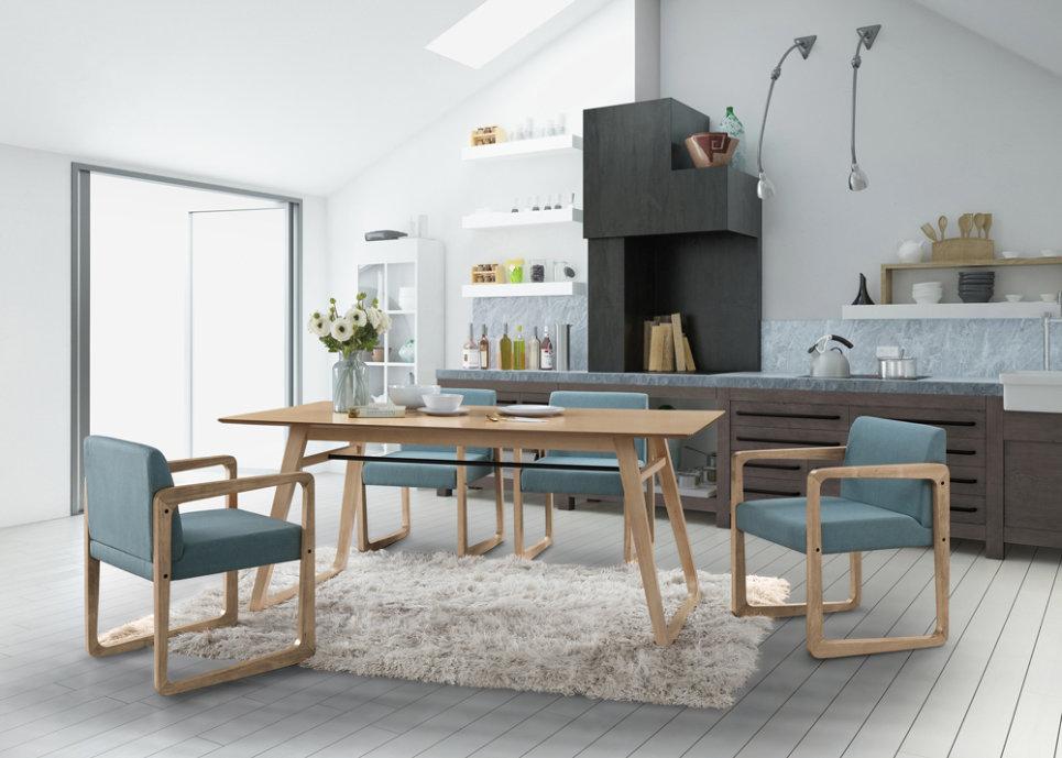 Table de repas 180cm - CARE