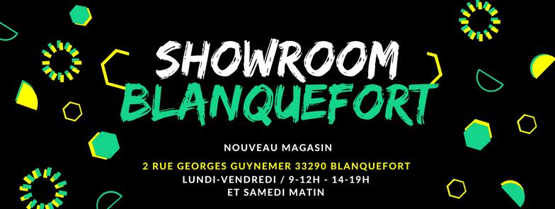 Showroom Blanquefort