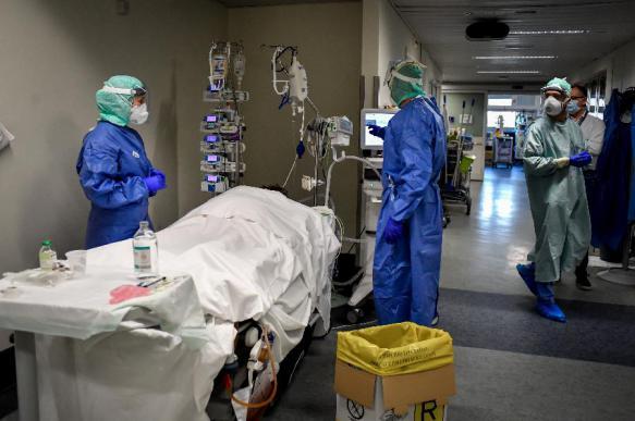Сьомий пацієнт помер від коронавіруса в Росії