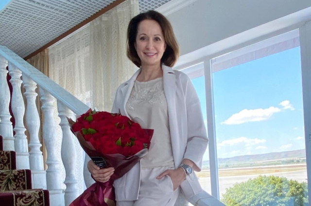 Ольга Кабо похвасталась архивным снимком с конкурса красоты