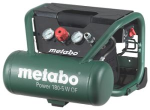 Kompakter-Baustellenkompressor-Metabo-Power 180-5 W OF.