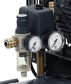 Bedieneinheit des Schneider UNM 410.