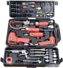 Druckluftwerkzeug Set Y2430 von Am Tech.