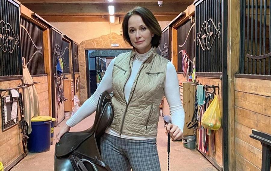 Ольга Кабо показала, как выглядела 30 лет назад