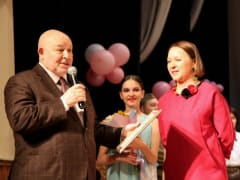 Выпускной концерт Детской хореографической школы и образцового театра танца «Сюрприз»