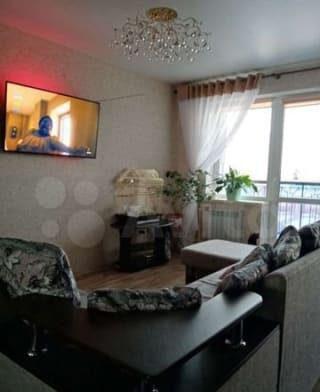 3-к квартира, 68.2 м², 2/3 эт.