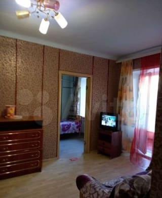 2-к квартира, 58 м², 2/3 эт.