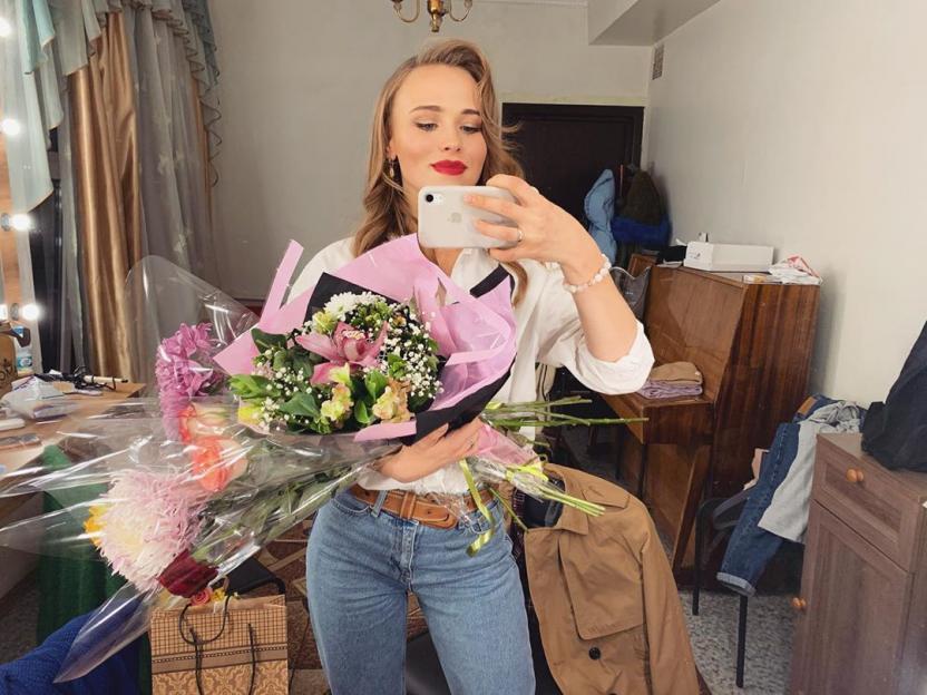Актриса Анна Кошмал из сериала «Сваты» показала свою внешность без макияжа