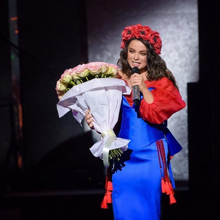 Наташа Королёва назвала сына Архипом в честь дедушки, погибшего во времена ВОВ