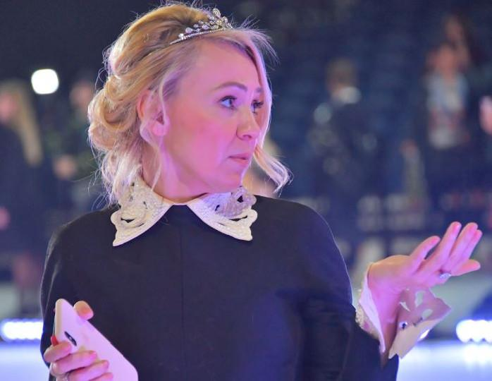 «Мама засталась врасплох»: Рудковская пожаловалась, что Плющенко обыграл ее в шахматы
