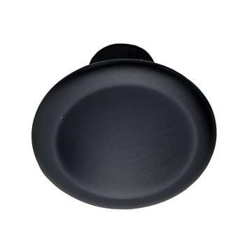 Bell svart knopp