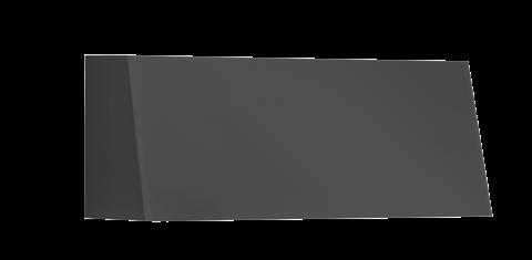 Röros fläkt 2024 Grue 80 vägg svart B,F