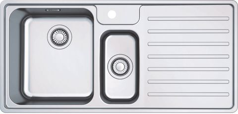 Franke Bell BCX 251 Vä, Underlimmad i laminat/corestone/kompaktlaminat