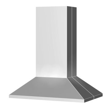 Röros fläkt 3040 Pyramide 78 frihängande stål N,R
