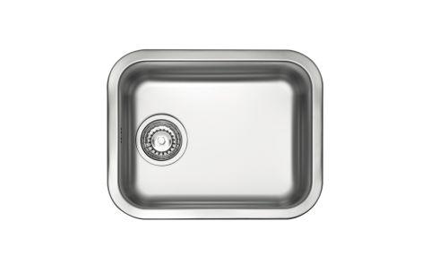 Franke ROX 400 Vä, Underlimmad i laminat/corestone/kompaktlaminat