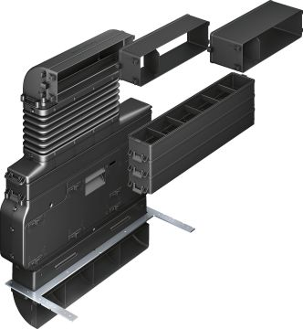 HZ381501 Siemens Tillbehör för recirkulation