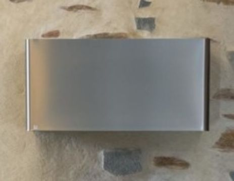 Röros fläkt 1422 Titan 60 vägg h57,6 u kanal stål N,R