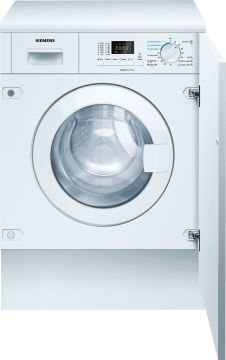 Siemens WK14D321EU Kombinerad tvättmaskin/torktumlare