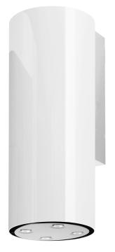 Röros fläkt 5017 Cilindro 37 vägg vit N,R