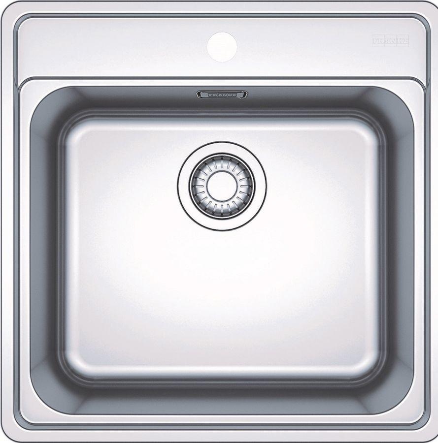 Franke Bell BCX 210-51, Underlimmad i laminat/corestone/kompaktlaminat