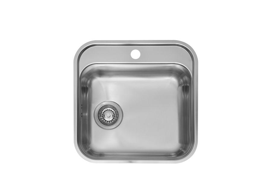 Franke RBU 400, Underlimmad i laminat/corestone/kompaktlaminat