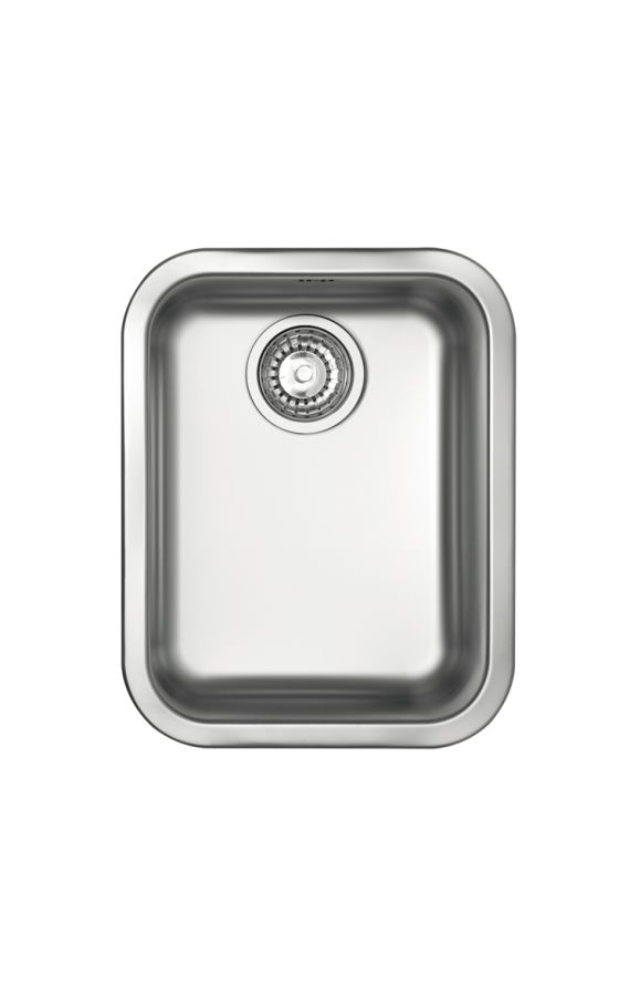 Franke ROX 400 Bakåt, Underlimmad i laminat/corestone/kompaktlaminat
