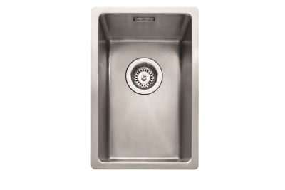 Caple Mode Half Bowl Stainless Steel Sink