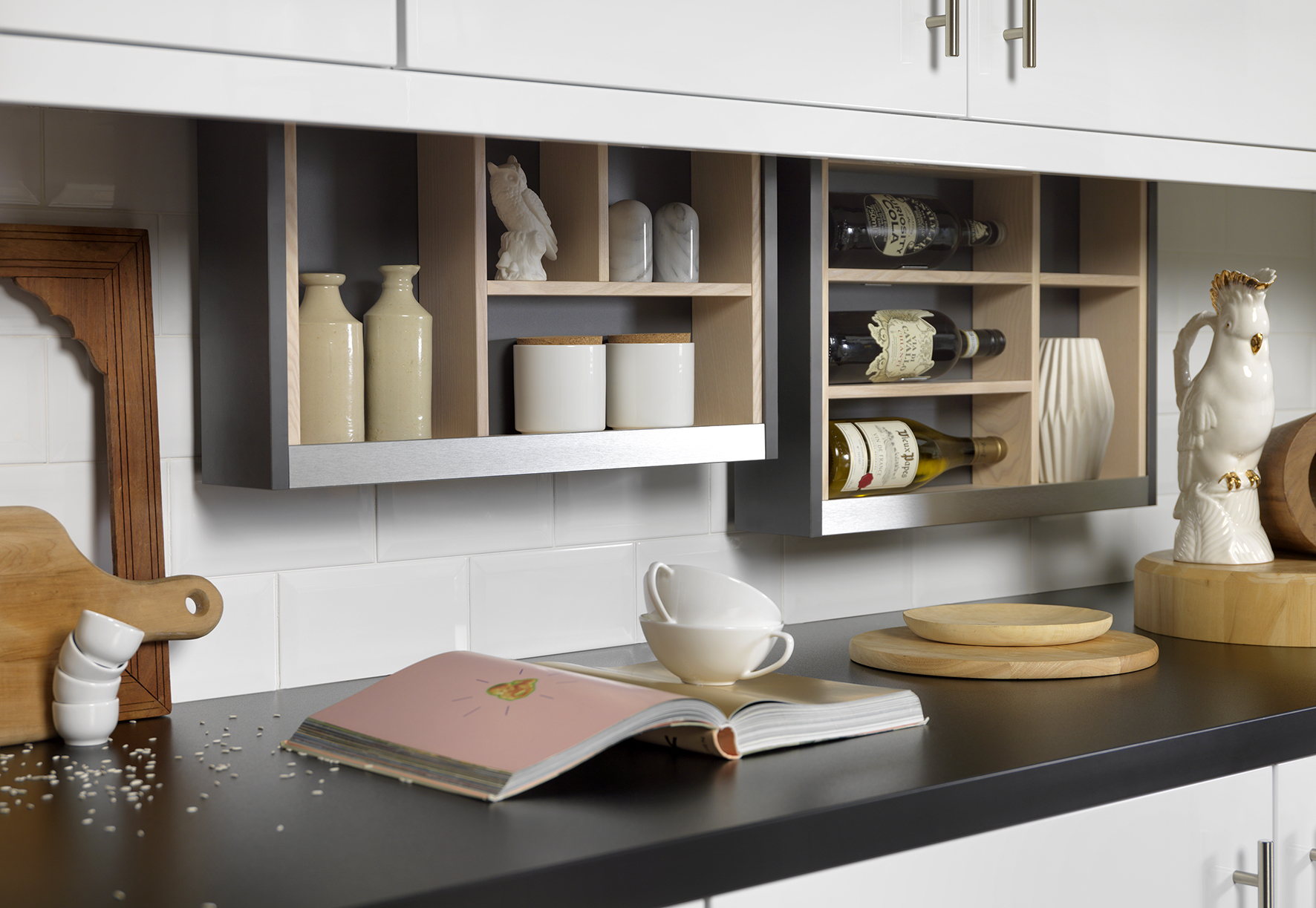 Cabinet Plus Innovative Kitchen Cabinets