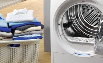Tvättmaskiner och torktumlare