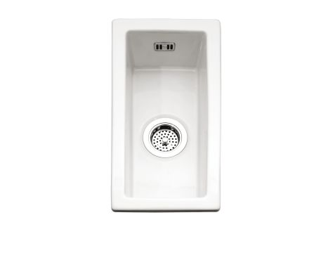 Caple Hampshire Half Bowl Ceramic Sink