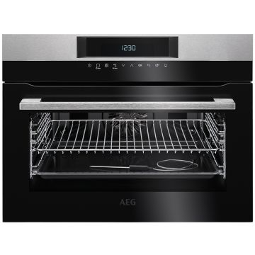 AEG KPK742220M BUILT-IN COMPACT STEAM OVEN