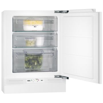 AEG INTEGRATED 50/50 FRIDGE FREEZER SCE8181VNS