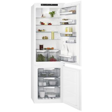 AEG INTEGRATED 70/30 FRIDGE FREEZER SCE8181VTS