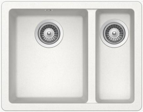 Schock Quadro 1.5 Bowl Super White Composite Sink