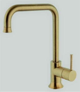 Adige Tap Brushed Brass