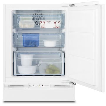 ELECTROLUX INTEGRATED UNDER COUNTER FREEZER ERU0943FOW
