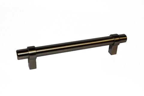 3 Piece Stainless Steel Bar Handle