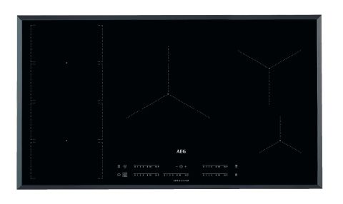 AEG FLEXIBIDGE INDUCTION HOB IKE95471FB 90CM