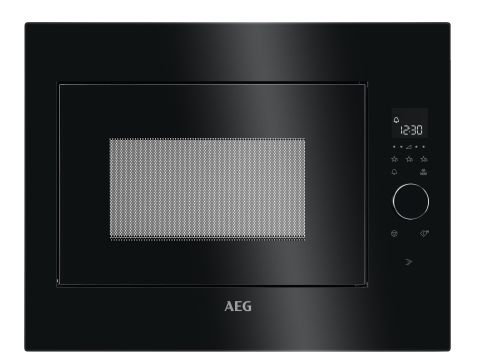 AEG Integrated Solo Microwave MBE2658SEB