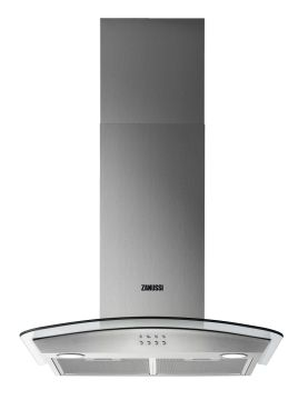 Zanussi ZHC62352X Chimney Cooker Hood